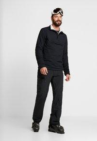 PYUA - DUFF - Snowboard jacket - black - 1