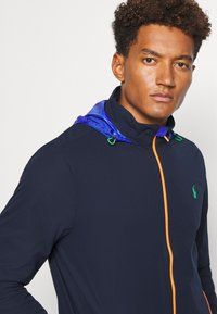 Polo Ralph Lauren Golf - HOOD ANORAK JACKET - Veste imperméable - french navy - 5