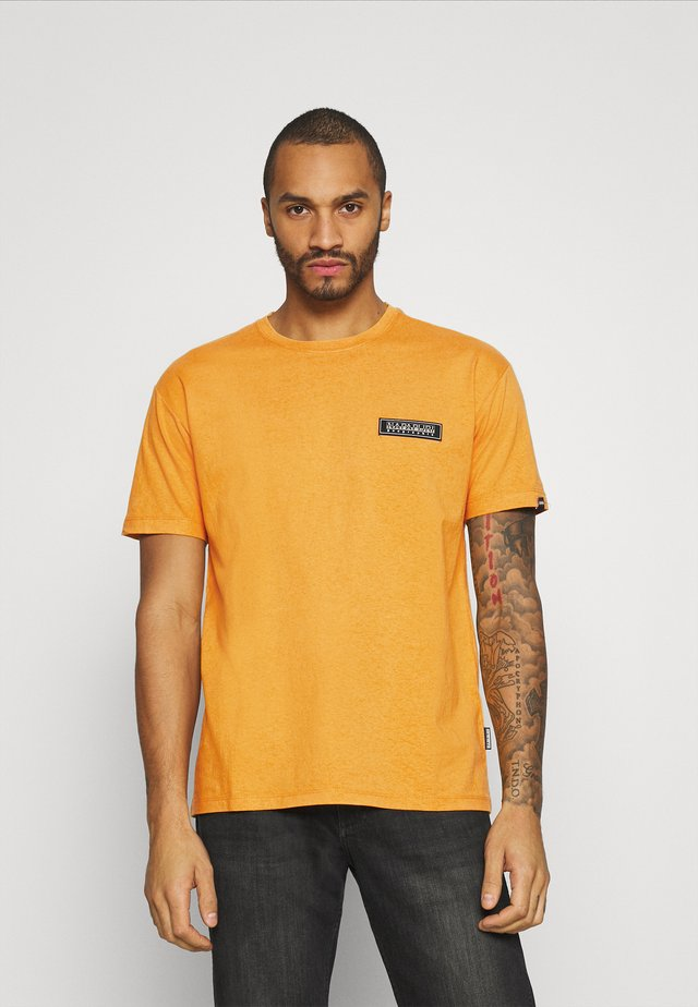 PATCH UNISEX - Camiseta estampada - yellow solar