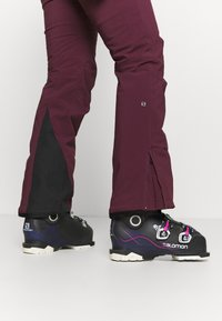 Salomon - THE BRILLIANT PANT - Pantalón de nieve - winetasting - 3
