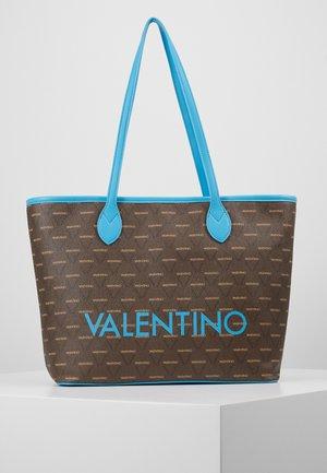 LIUTO FLUO - Handbag - blue