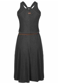Ragwear - MILIE - Shift dress - black - 1
