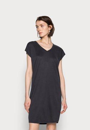 LISE JERSEY DRESS - Žerzejové šaty - black deep