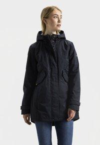 camel active - Winter coat - navy - 0