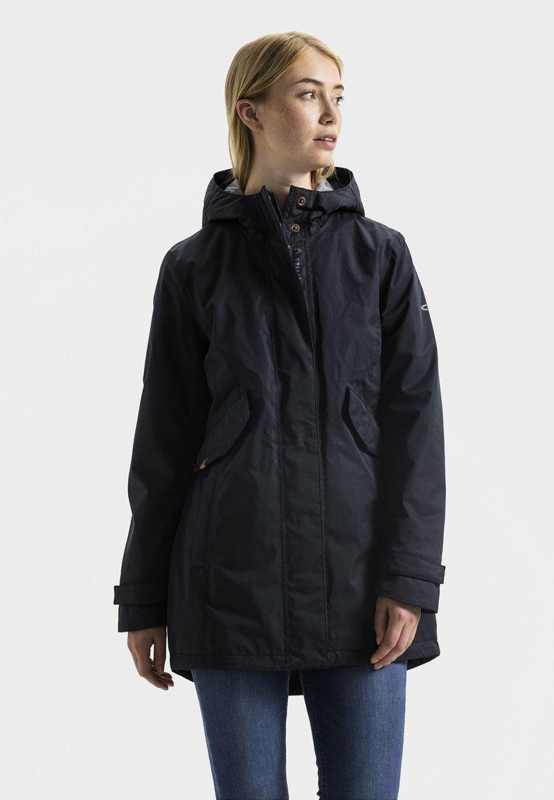 camel active - Winter coat - navy