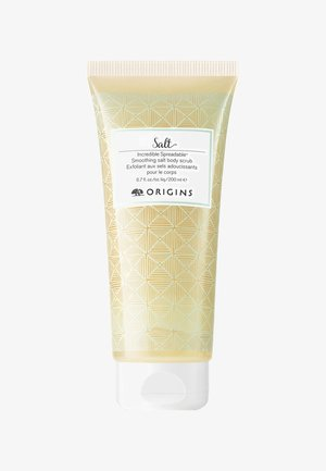 INCREDIBLE SPREADABLE SMOOTHING SALT BODY SCRUB 200ML - Body scrub - -