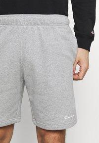 Champion - BERMUDA - Pantaloncini sportivi - light grey - 4