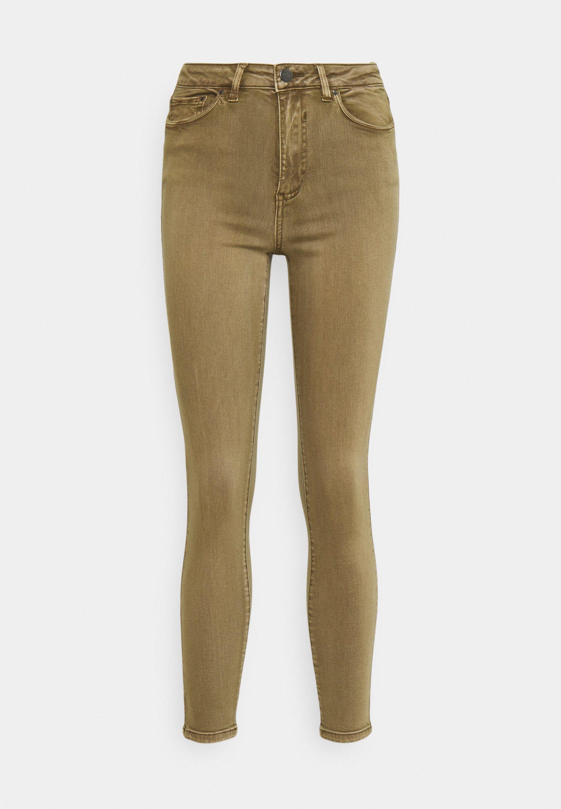 Women VIAMY PIGMENT DYE - Jeans Skinny Fit