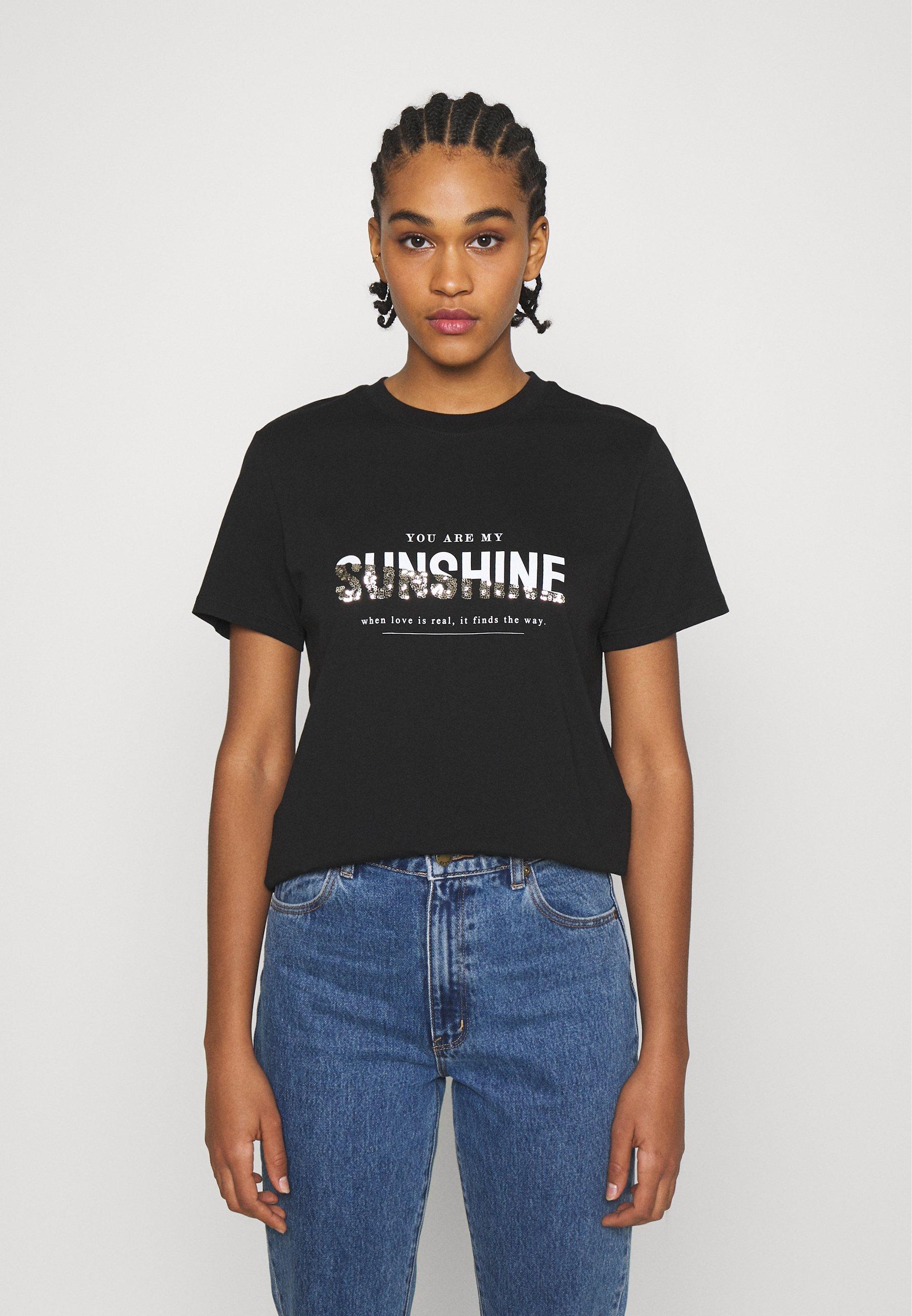 Femme ONLTRACY - T-shirt imprimé