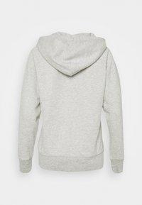 GAP - Sweater met rits - grey heather - 1