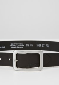 TOM TAILOR - TW1034L07 - Belt - black - 4