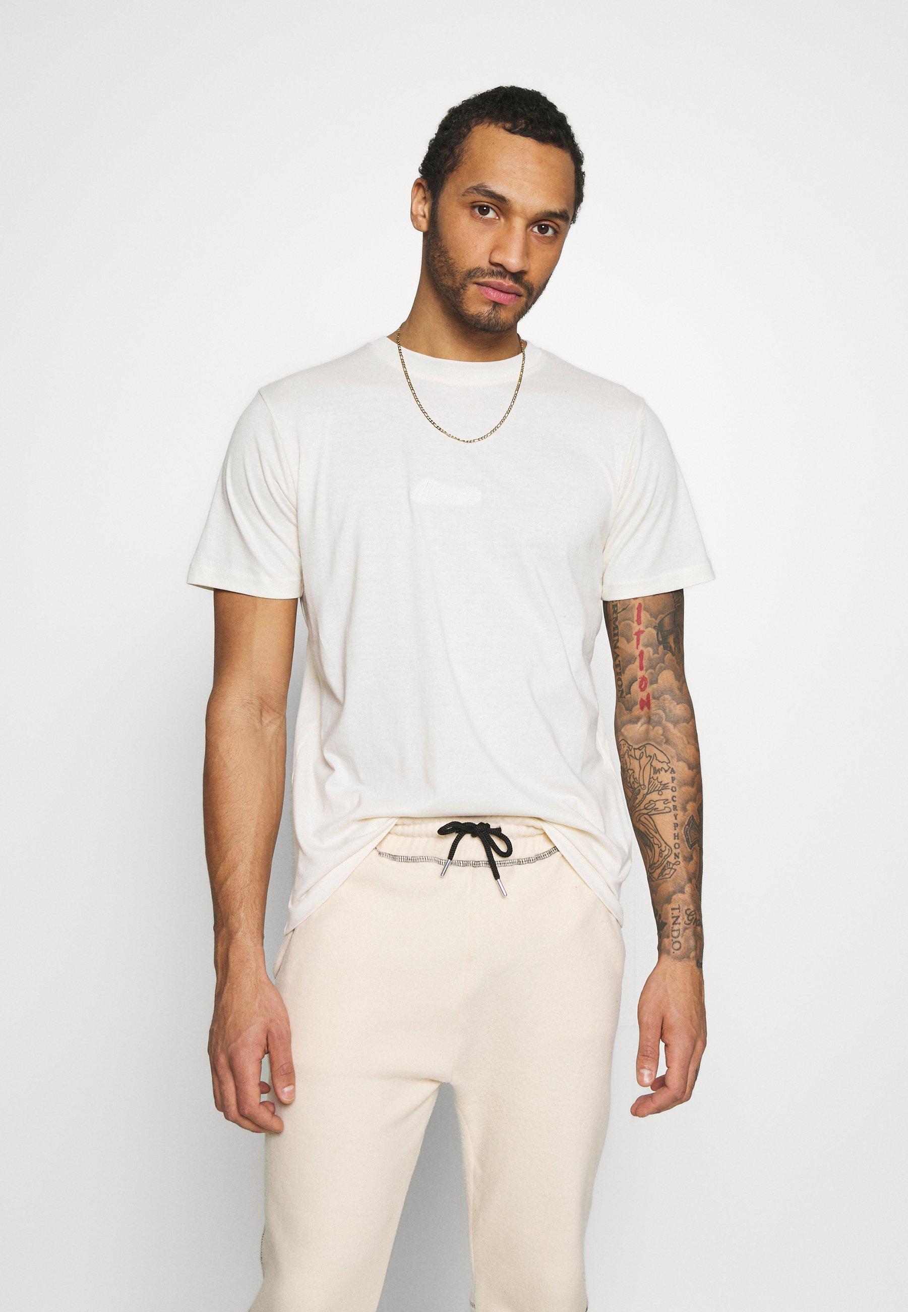 Men ESSENTIAL DROP SHOULDER UNISEX - Print T-shirt