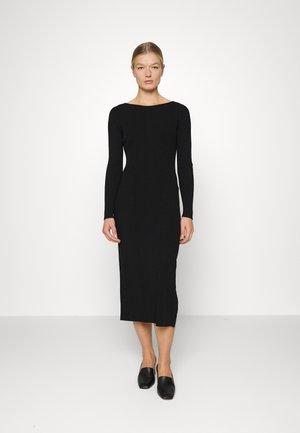 TRANSFER - Jumper dress - black