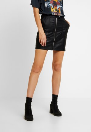 ONLERICA SKIRT - Pencil skirt - black
