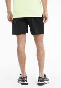 Puma - Shorts - black-ultra gray - 2