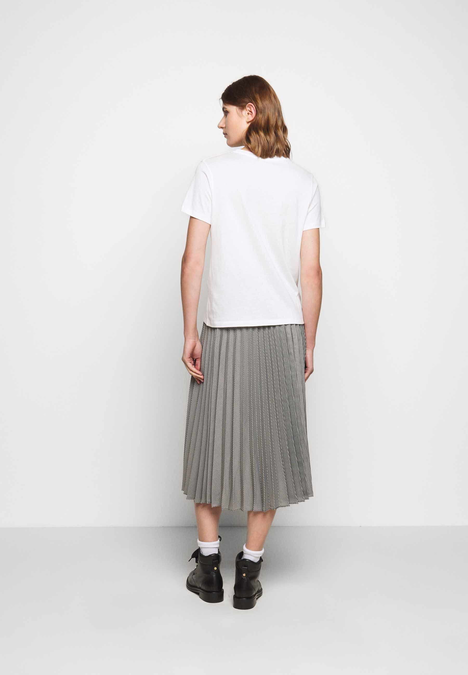 Claudie Pierlot Tapia - T-shirts Med Print Ecru/offwhite