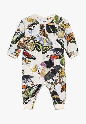 FRANCINE - Pijama de bebé - white/multi-coloured