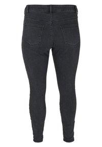 Zizzi - Jeans Skinny Fit - grey - 5