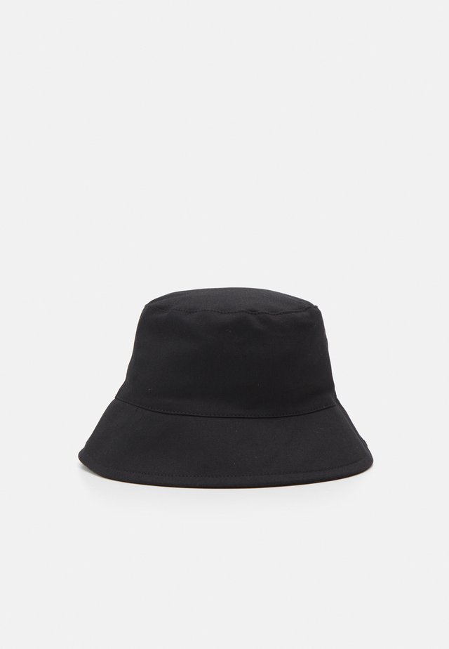 PCNABBY BUCKET HAT - Kapelusz - black
