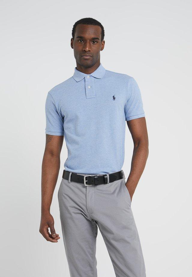 SLIM FIT - Polo shirt - jamaica heather
