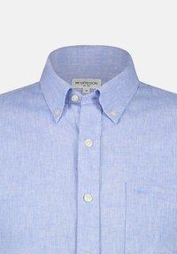 McGregor - Overhemd - shirt blue - 2