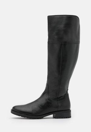 XL - Klassiska stövlar - schwarz