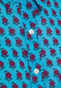 J.CREW - Button-down blouse - blue/pink - 2