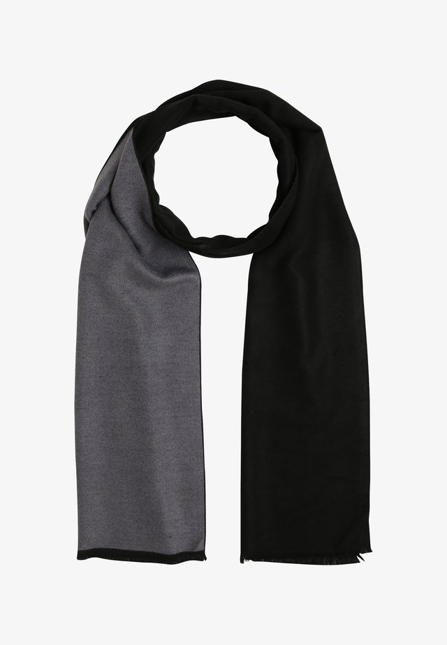 Scarf - schwarz grau