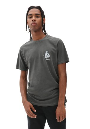 MN IN THE AIR SS - Print T-shirt - black