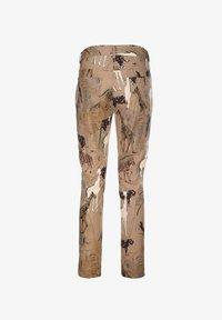 Alba Moda - Trousers - beige,schwarz - 4
