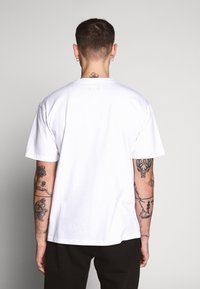 Edwin - KATAKANA EMBROIDERY UNISEX  - T-shirt basic - white - 2