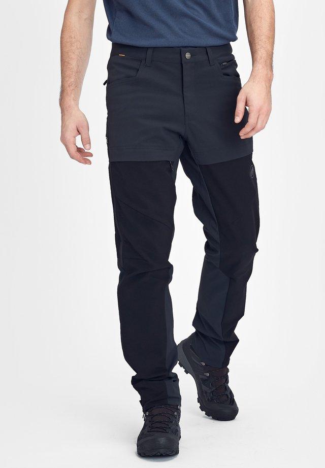 ZINAL  - Pantalons outdoor - black