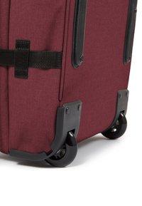 Eastpak - CORE COLORS - Wheeled suitcase - red/bordeaux/mottled bordeaux - 5