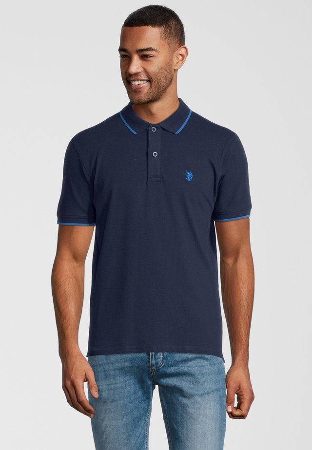 FASHION  - Polo shirt - navy