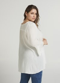 ZAY - Blouse - white - 2