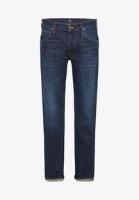 Lee - Straight leg jeans -  dark blue - 5