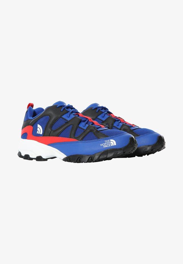 M ARCHIVE TRAIL FIRE ROAD - Chaussures de running - mottled dark blue