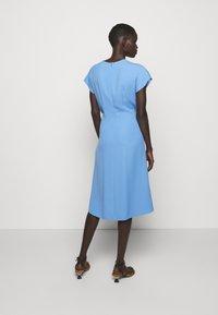 HUGO - KETISA - Maxi dress - turquoise/aqua - 2