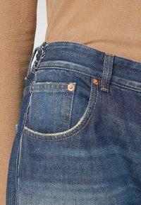 MM6 Maison Margiela - PANTS 5 POCKETS - Relaxed fit jeans - vintage/blue - 7
