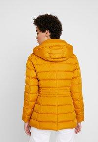 Esprit - JACKET - Vinterjakke - amber yellow - 3