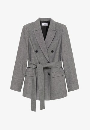 MILAN - Short coat - gris