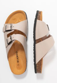 Bianco - BIABETRICIA - Chaussons - natural - 3