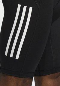 adidas Performance - FOR THE OCEANS PRIMEBLUE TECHFIT SHORT TIGHTS - Pantalón corto de deporte - black - 6