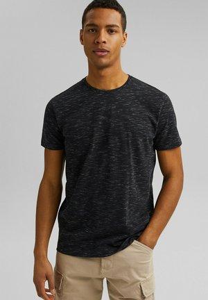 FASHION - Print T-shirt - anthracite