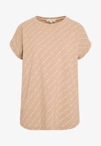esmé studios - AFRICA - Print T-shirt - roebuck - 3