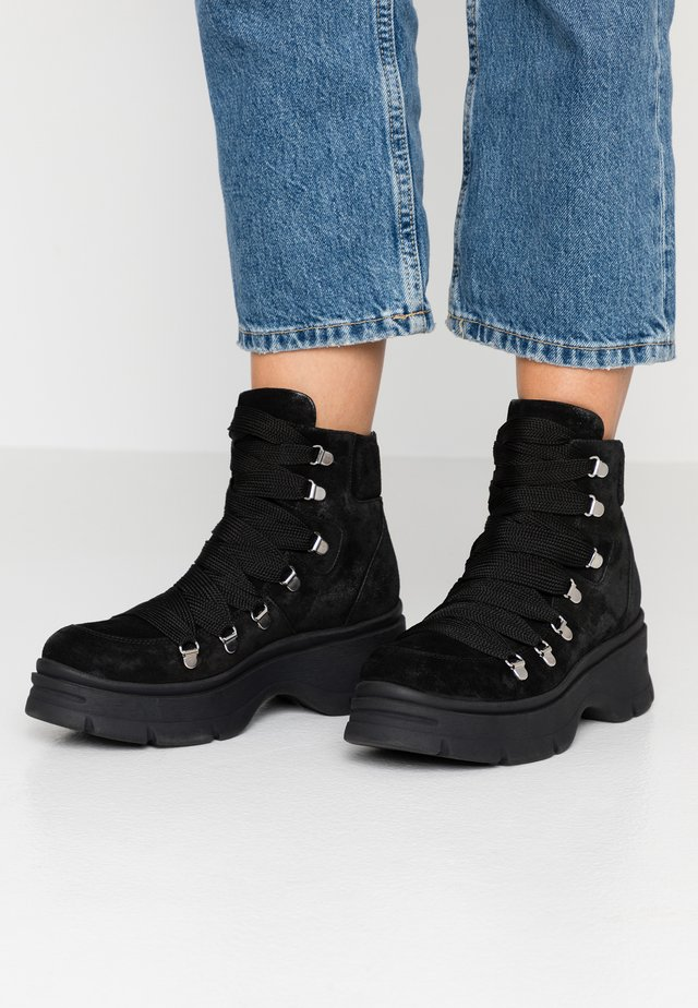 Ankle boots - diana nero