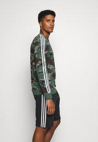adidas Performance - CAMO - Sweatshirt - khaki - 3