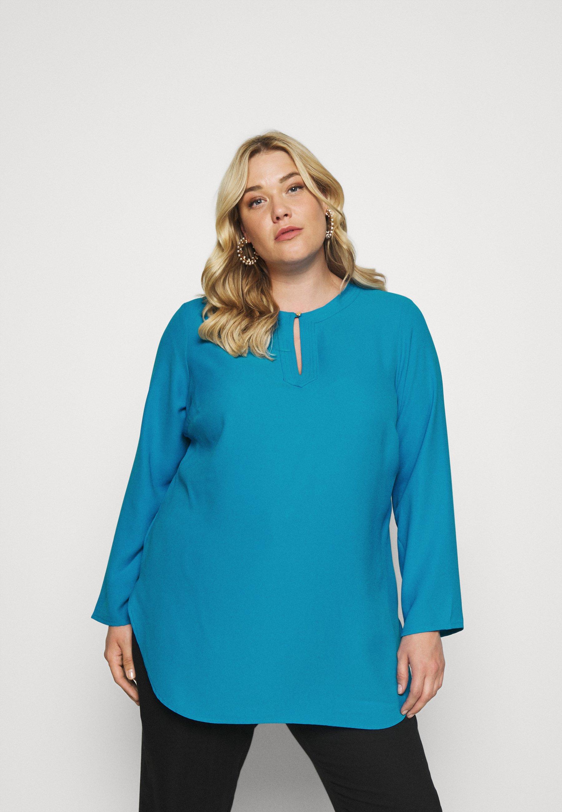 Women TARIOT ELBOW SLEEVE - Long sleeved top