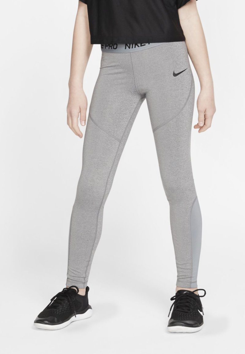 Nike Performance - Legging - carbon/cool grey/black