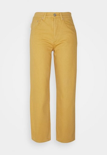 THE TIMMY HIGH RISE STRAIGHT  - Straight leg jeans - gold rush